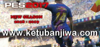 PES 2017 Unofficial PTE Patch 6.5.3 Update 15/10/2018