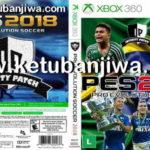 PES 2018 XBOX360 Infinity Patch AIO Season 2019