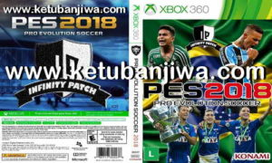 PES 2018 Infinity Patch AIO Mega Update 23 October 2018 Season 2019 For XBOX 360 Ketuban Jiwa