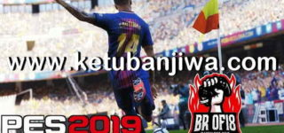 PES 2018 XBOX360 Ultimate BR OF Patch 7.2 AIO Season 2019