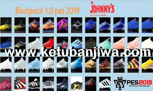 PES 2019 BootPack v1 by JohnnyS Ketuban Jiwa