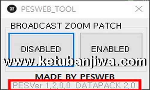 PES 2019 Broadcast Camera Zoom Disabler For DLC 2.0 by Digitalfoxx Ketuban Jiwa
