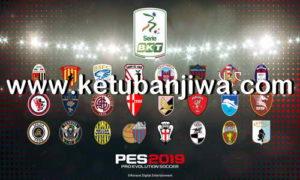 PES 2019 PESFan Option File v6 For PS4 Ketuban Jiwa