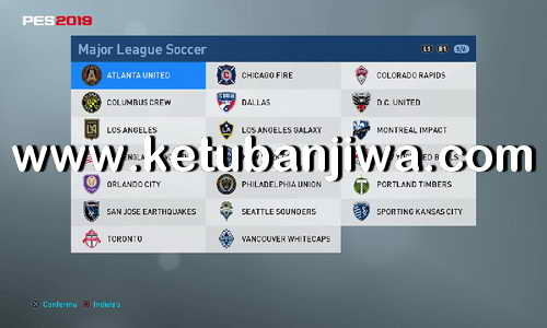 PES 2019 PESFan Option File v7 For PS4 Ketuban Jiwa
