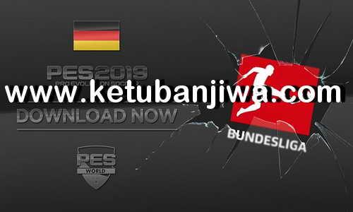PES 2019 PS4 Bundesliga Option File by PESWorld Ketuban Jiwa