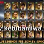 PES 2019 PS4 MyClub Legends Offline Patch v4