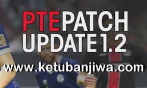 PES 2019 PTE Patch v1.2 Update Ketuban Jiwa