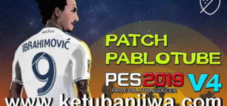 PES 2019 Pablotube Patch v4 AIO