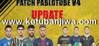 PES 2019 Pablotube Patch v4 Update 07/10/2018
