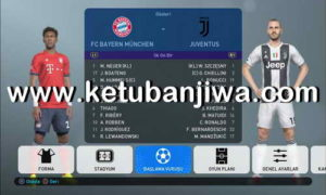PES 2019 Specific Patch v1 For PC