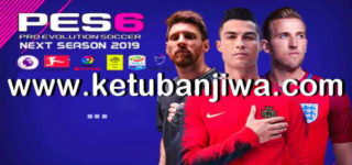 PES 6 PESMax Patch Season 2018/2019