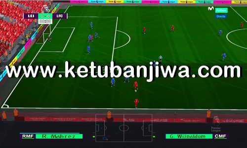 PES 6 PESMAX Patch Season 2018-2019 Ketuban Jiwa SS1