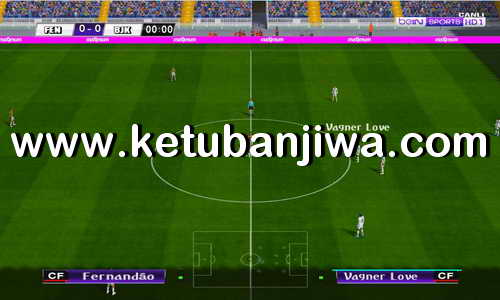 PES 6 PESMAX Patch Season 2018-2019 Ketuban Jiwa SS3