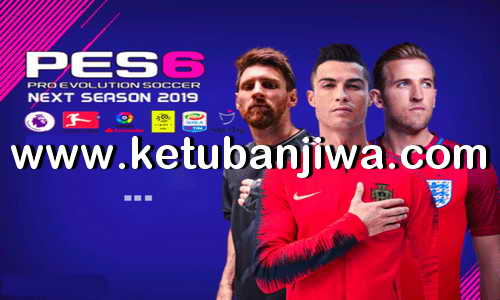 PES 6 PESMAX Patch Season 2018-2019 Ketuban Jiwa