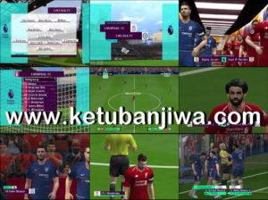 PES 6 Premier League Mod Season 2019 Ketuban Jiwa