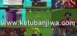 PES 6 Premier League Mod Season 2019 Ketuban Jiwa