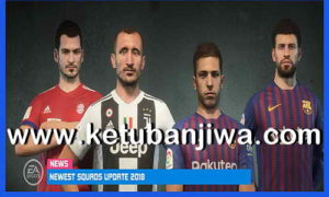 FIFA 18 Squad Update 16 November 2018 For Original + Crack by IMS Ketuban Jiwa