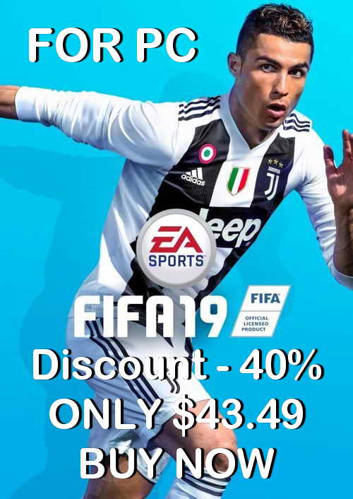 FIFA 19 PC Discount Price Ketuban Jiwa