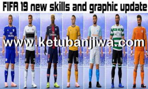 FIFA 19 Squad Update 07 November 2018 For PC by IMS Ketuban Jiwa