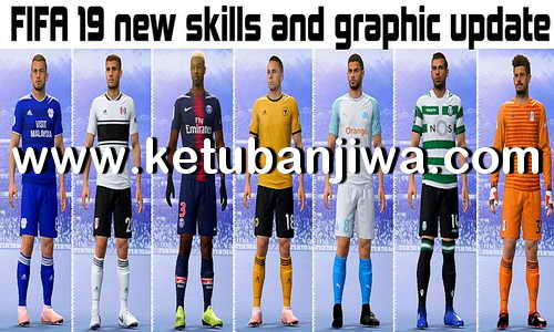 FIFA 19 Squad Update 07 November 2018 For PC by IMS Ketuban Jiwa