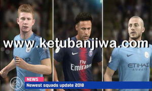 FIFA 19 Squad Update 13 November 2018 For PC by IMS Ketuban Jiwa