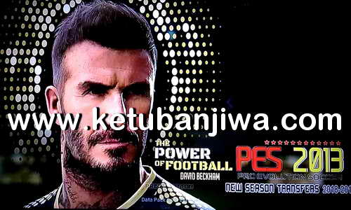 PES 2013 PS3 NF Patch Season 2019 Single Link Ketuban Jiwa