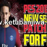 PES 2013 PS3 New Season Patch 2019