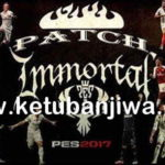 PES 2017 Immortal Patch Season 2019 + Update 1.01