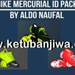 PES 2017 Nike Mercurial ID Bootpack by Aldo Naufal