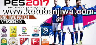 PES 2017 One Two Patch v2 AIO Season 2019