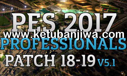 PES 2017 Professionals Patch 5.1 Update