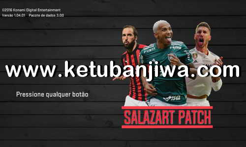 PES 2017 Salazart Patch AIO Season 2019 Ketuban Jiwa
