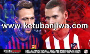 PES 2018 Mega Facepack AIO Final From PES 2019 by Sofyan Andri Ketuban Jiwa