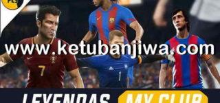 PES 2018 PS3 MyClub Legends Offline by Junior Mantis