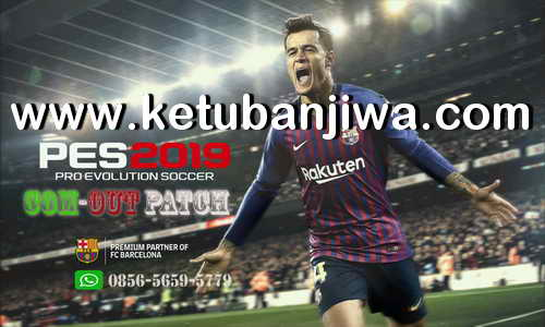 PES 2018 PS3 BLES CFW2OFW COM OUT Patch Season 2019