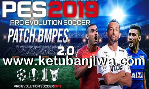 PES 2019 BMPES Patch 2.0 AIO + Update 2.01