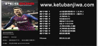 PES 2019 Cheat Trainer +8 Crack 1.02 by FLiNG