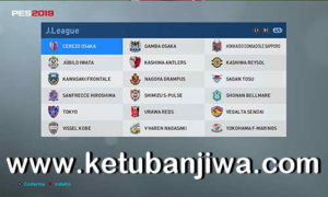 PES 2019 PESFan Option File v8 For PS4 Ketuban Jiwa