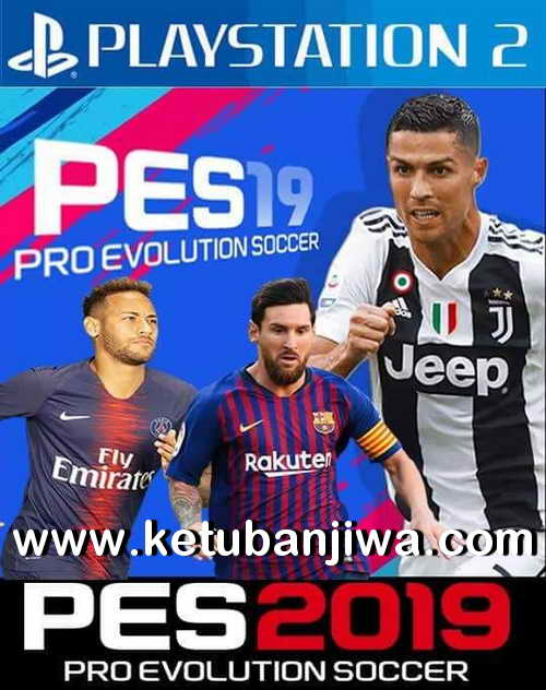PES 2019 PS2 Brazuca v1 English Version Ketuban Jiwa