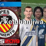 PES 2019 PS4 PES Moments Option File v2 Update Leagues