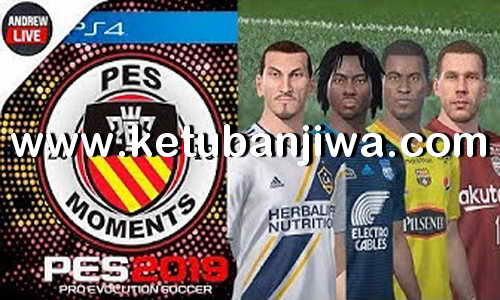 PES 2019 PS4 Option File v2 Update Leagues Ketuban Jiwa