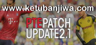 PES 2019 PTE Patch 2.1 Update DLC 2.0 + Crack 1.02