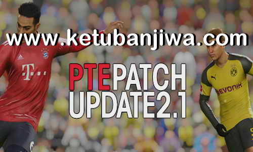 PES 2019 PTE Patch v2.1 Update For PC Ketuban Jiwa