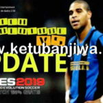 PES 2019 Pablotube Patch v5 Update 04/11/2018