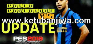 PES 2019 Pablotube Patch v5 Update 04/11/2018