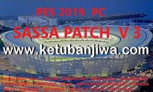 PES 2019 Sassa Patch v3 AIO For PC Ketuban Jiwa