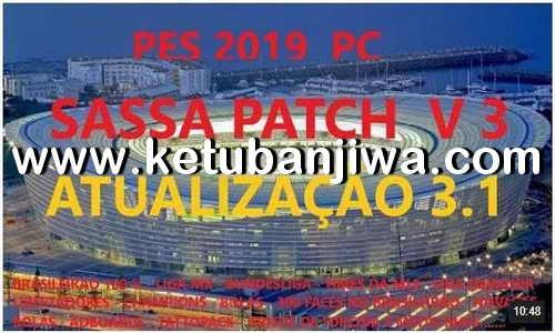 PES 2019 Sassa Patch v3.1 Update For PC Ketuban Jiwa