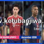 FIFA 19 Squad Update 30/11/2018 Original + Crack