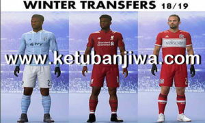 FIFA 19 Squad Update Winter Transfer 16 December 2018 Original + Crack by IMS Ketuban Jiwa