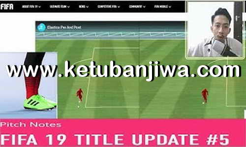 FIFA 19 Title Update 5 AIO For CPY Crack Version by Iyas Zaen Ketuban Jiwa
